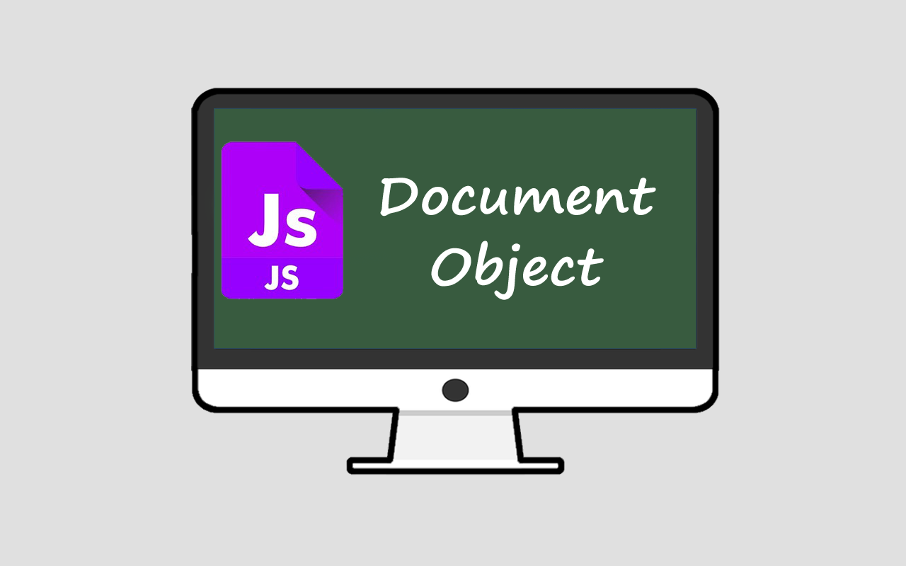 JavaScript – Document Object
