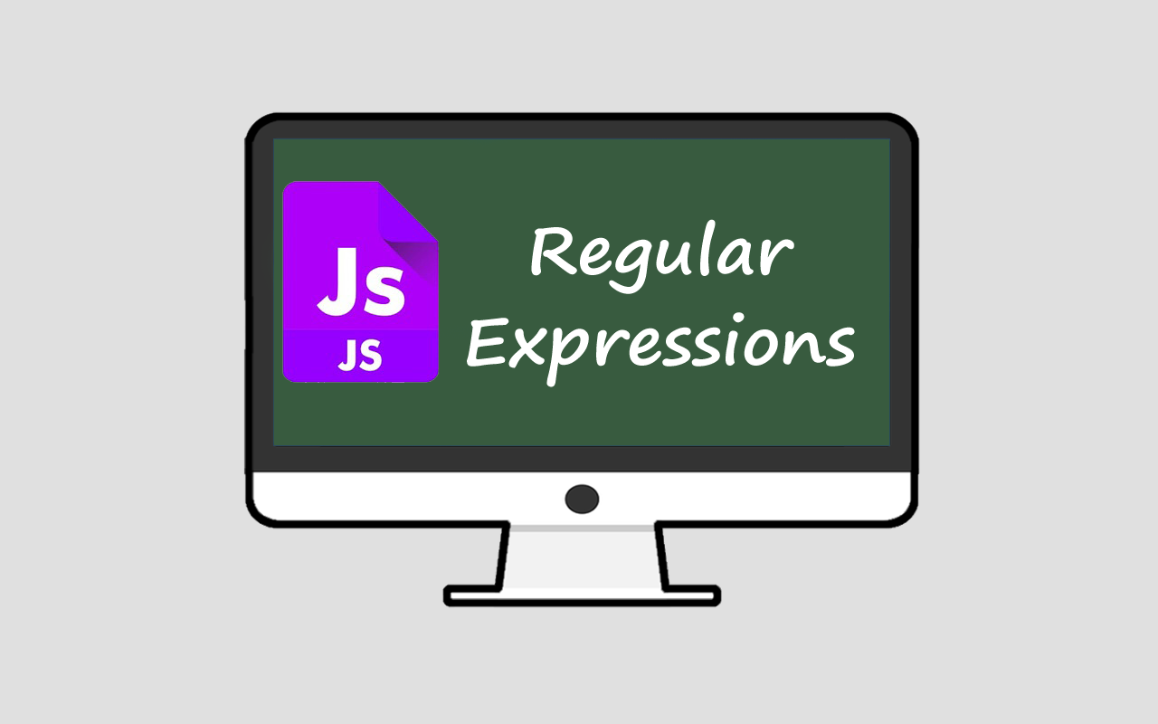 JavaScript – Regular Expressions